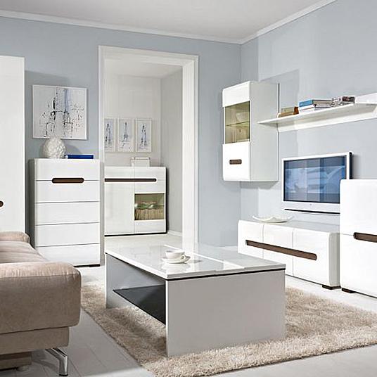 Obývací pokoje dle stylu