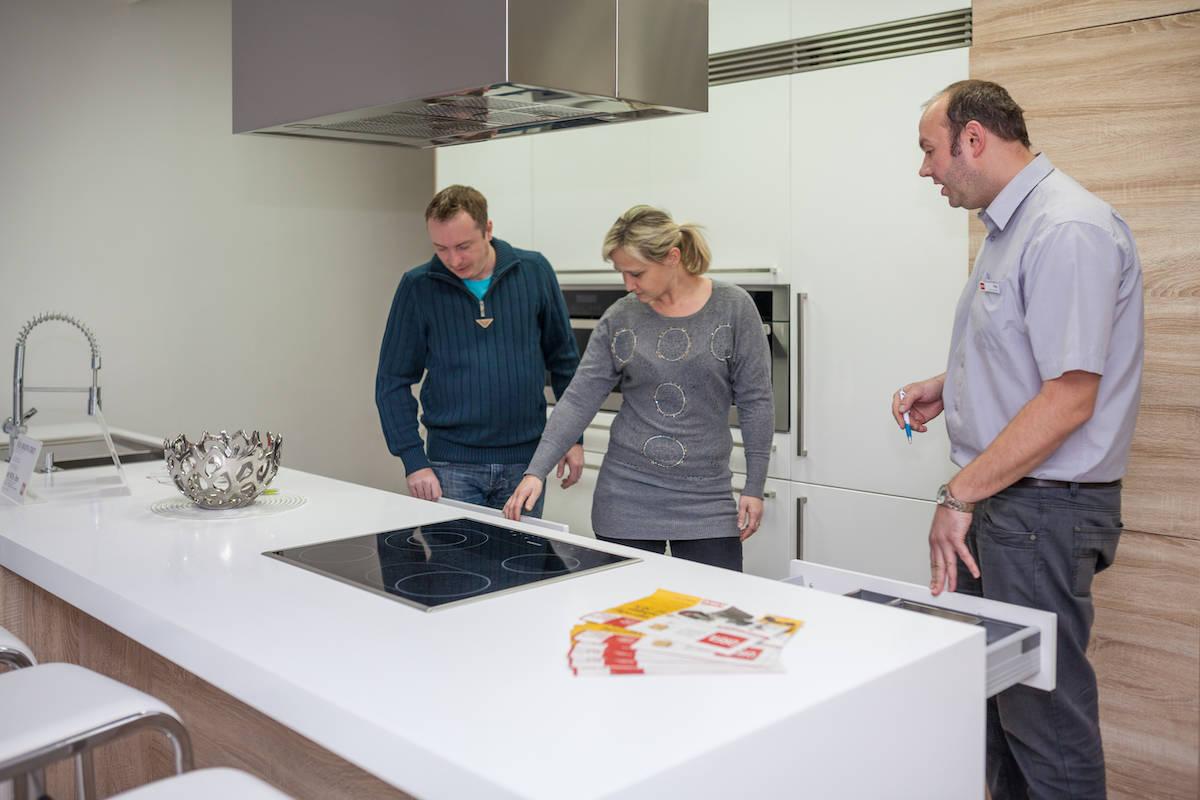 ORFA kuchyně na míru - schůzka