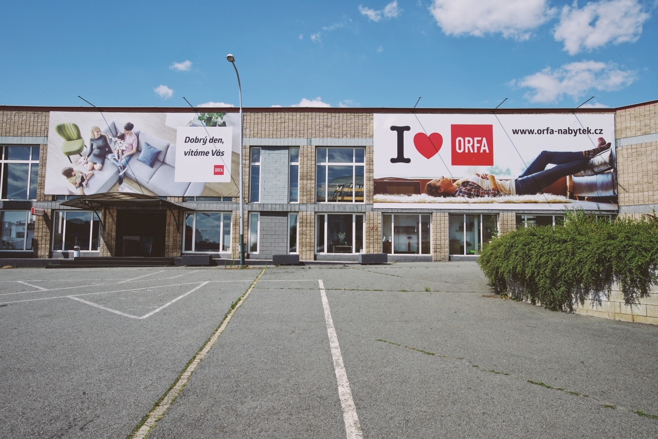 ORFA Ostrava-Dubina
