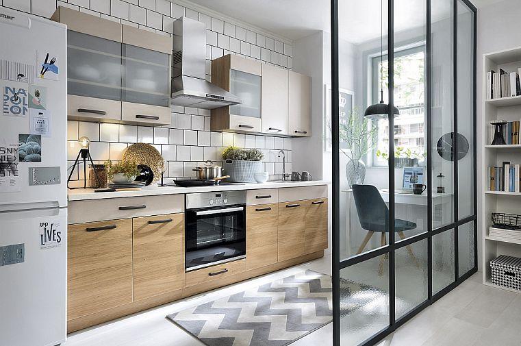 Kuchyně Semi Line