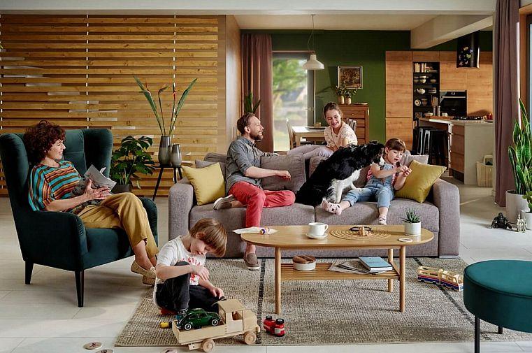 Obývací pokoj Family Line