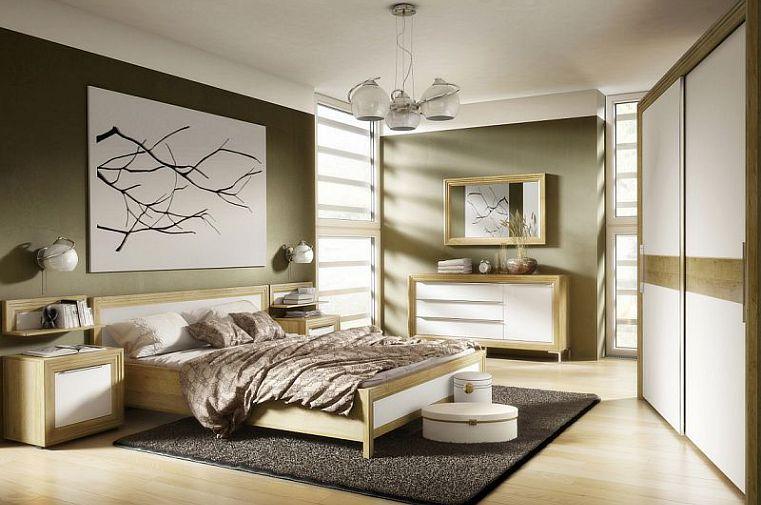 Odessa - ložnice