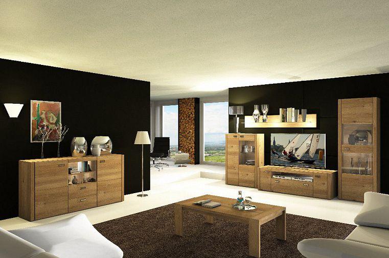 Frame - obývací pokoj