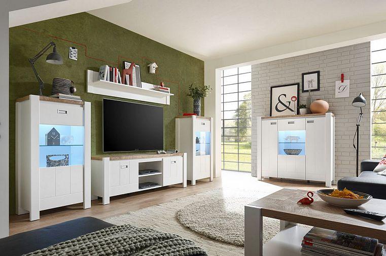 Dreviso - obývací pokoj