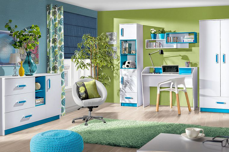 Trufel - dětský pokoj