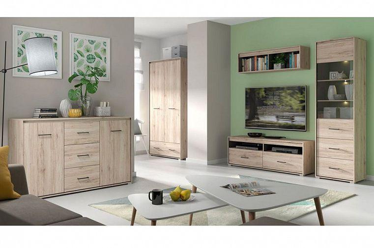 Ronse - obývací pokoj