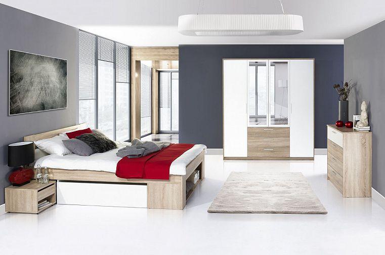 Milo - ložnice