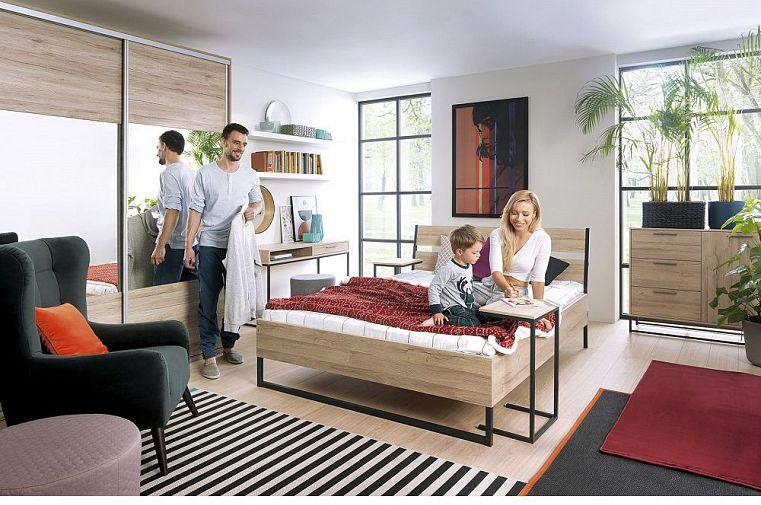 Gamla - ložnice