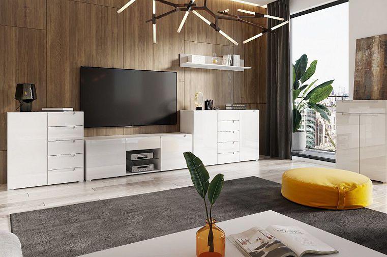 Lyon - obývací pokoj