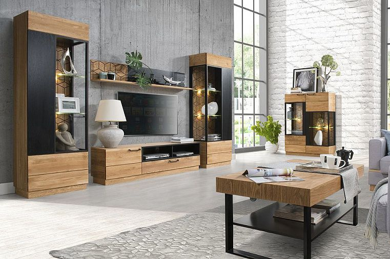 Monuriki - obývací pokoj