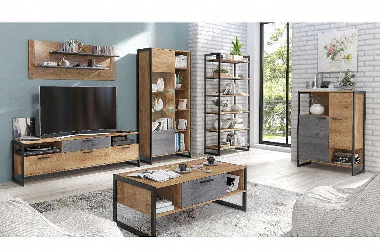 Ikaria - obývací pokoj