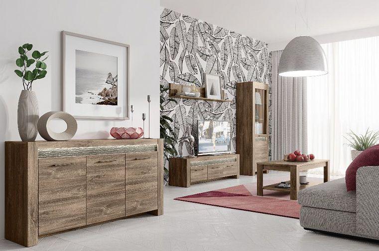 Bahamy - obývací pokoj