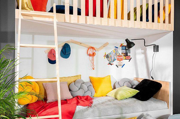 Nandu -  dětský pokoj