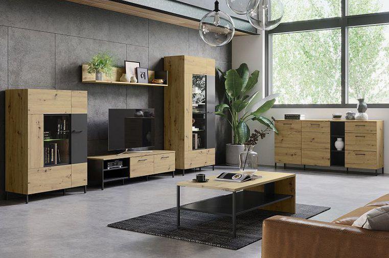 Laki obývací pokoj