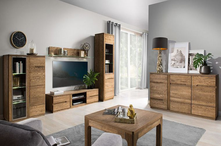 Montreal - obývací pokoj