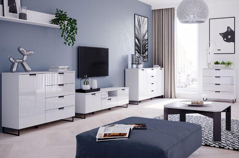 Male - obývací pokoj