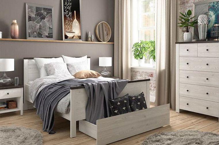 Antwerpen - ložnice