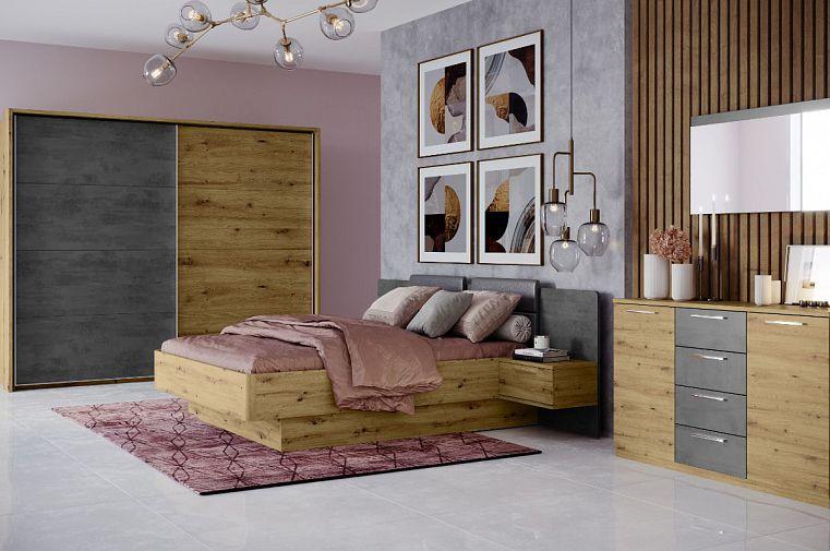 Madelaine - ložnice