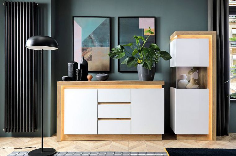 CANTUS - obývací pokoj