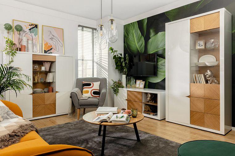 Rovika - obývací pokoj