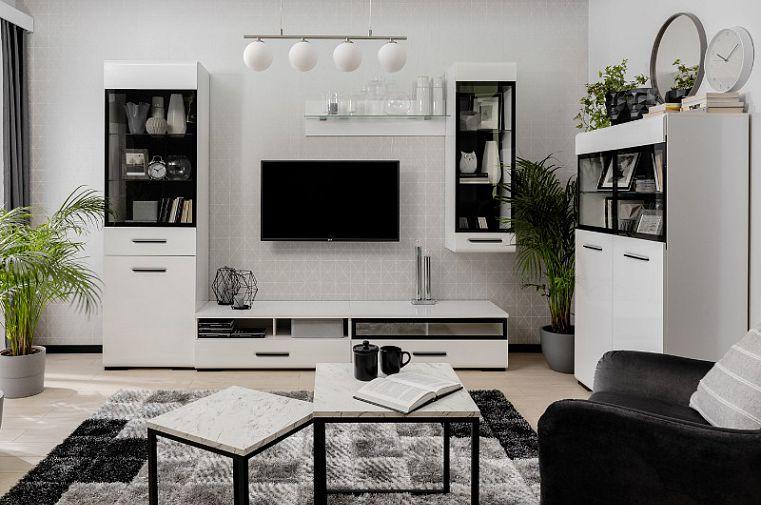 ASSEN - obývací pokoj