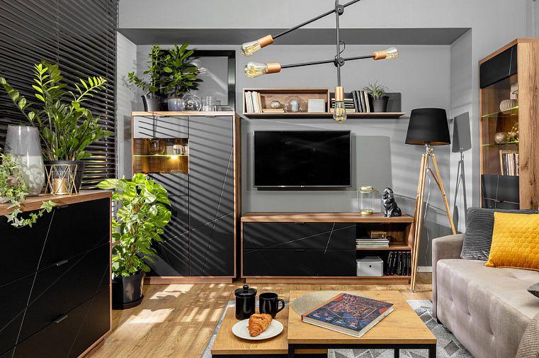 FORN - obývací pokoj