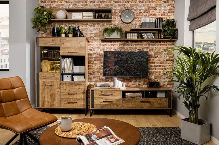 Luton - obývací pokoj