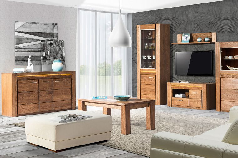 VANCOUVER - obývací pokoj