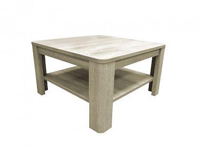 Andrej Konferenční stolek Čtverec, Dub sonoma