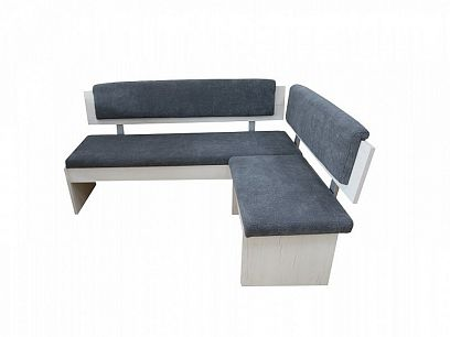 VENEZUELA rohová lavice, pino aurelio/šedá