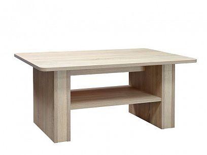 LINEA konferenční stolek, dub sonoma