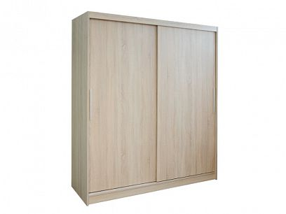 DOMINGO šatní skříň 180, dub sonoma