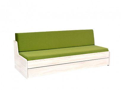 MENEOS 80 matrace do pohovky, sada, zelená