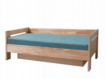 Faraon postel 90 cm, buk