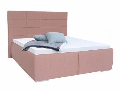 ENIGMA čalouněná postel 180, starozůžová