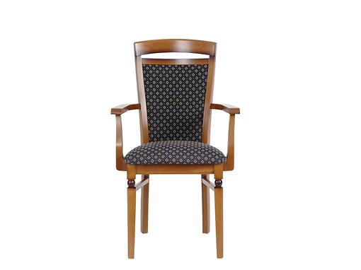 Bawaria Židle TXK-DKRSII-P Ořech vlašský, 1090