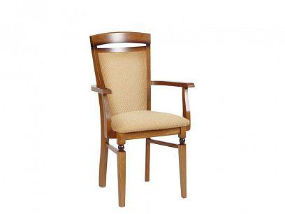 Bawaria židle DKRS II-P, ořech vlašský
