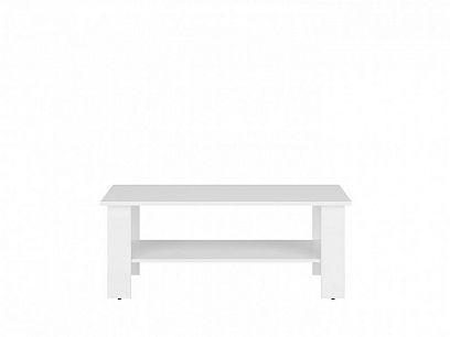 Nepo Plus Konferenční stolek LAW/115 Bílý