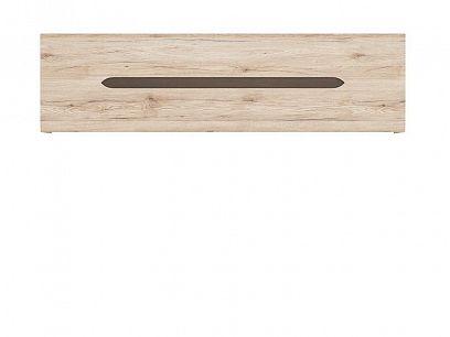 Elpasso Závěsná skříňka SFW1K Dub San Remo světlý/dub wenge hnědý