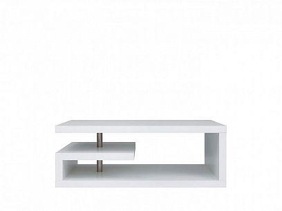 Glimp Konferenční stolek LAW/120, bílá