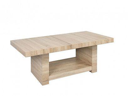 Konferenční stůl HEZE MAX Dub sonoma