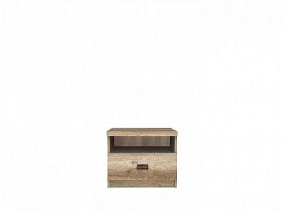 Malcolm Noční stolek KOM1S Dub canyon monument/Šedý wolfram