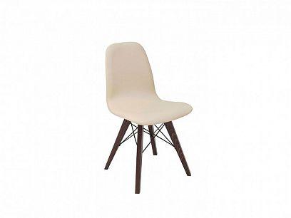ULTRA  jídelní židle TX1088, béžová/dub wenge