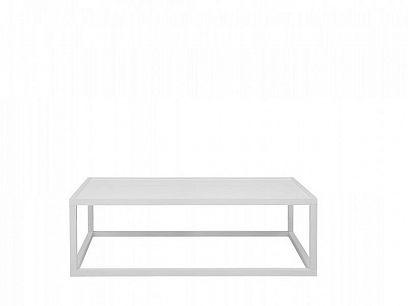 MODAI LAWA konferenční stolek 103 x 53 cm, bílá