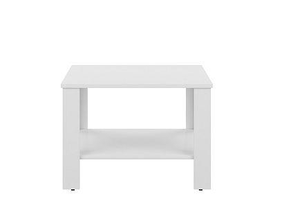 Odette konferenční stolek, bílá alpská