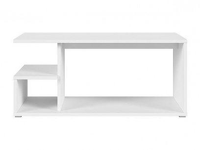 GATO  konferenční stolek, bílá alpská