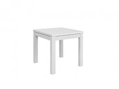 Baklawa jídelní stůl BAL, bílá alpská