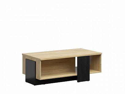 RODES konferenční stolek LAW/110, jasan běloruský/dub černý