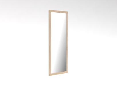 Kaspian Zrcadlo LUS/50 Dub Sonoma