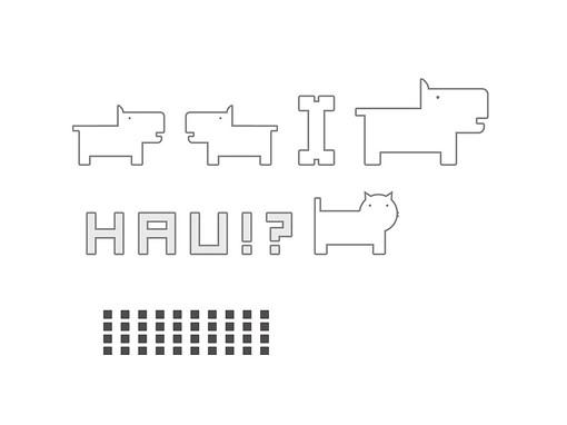 Graphic Nálepky HAU